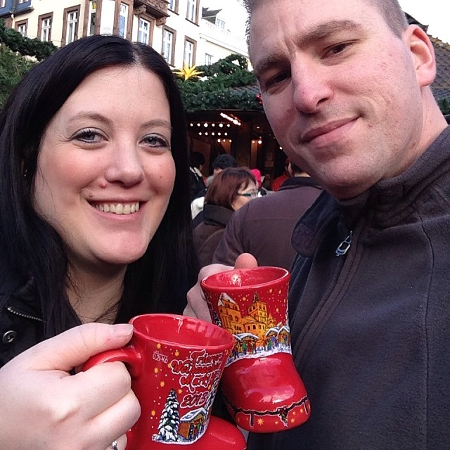 First Glühwein of the season!